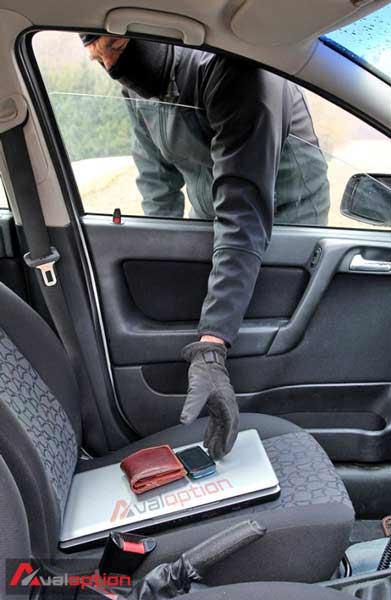 افزایش امنیت خودرو